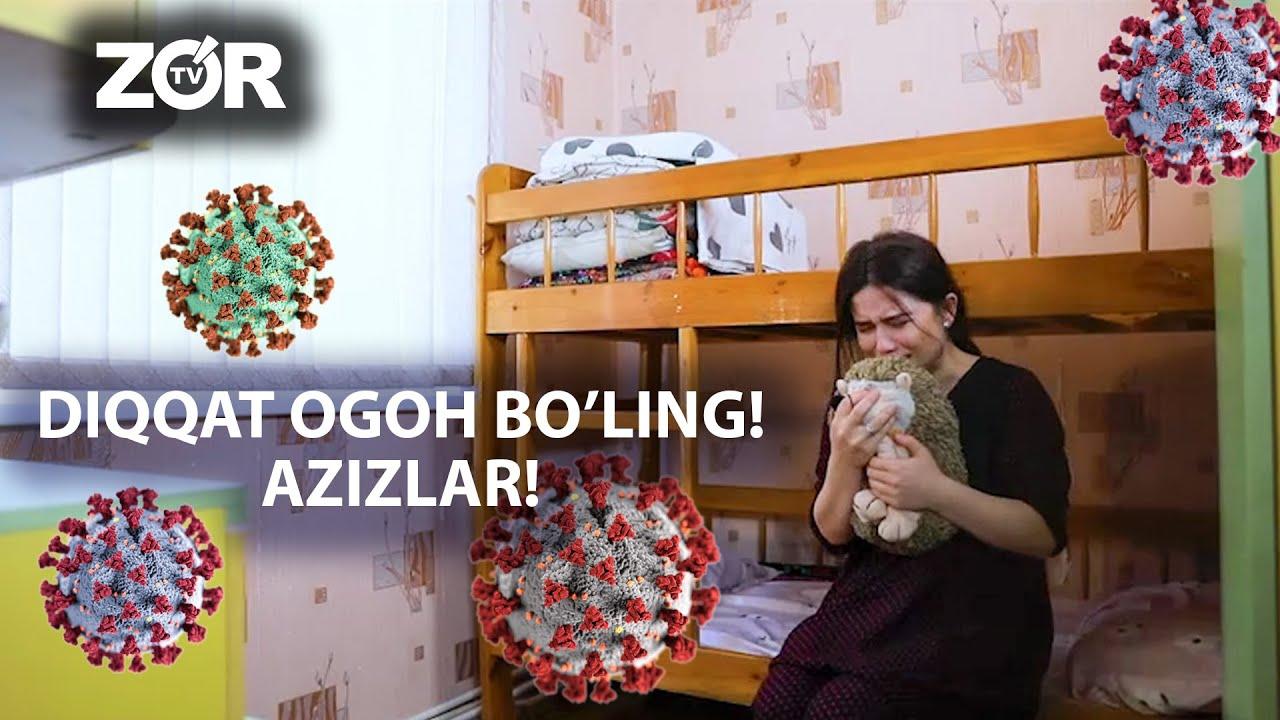 DIQQAT!  OGOH BO'LING!