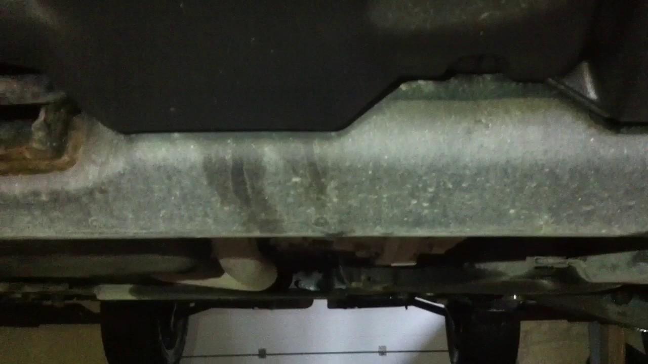 Land Rover Freelander 2 замена масла в коробке автомат