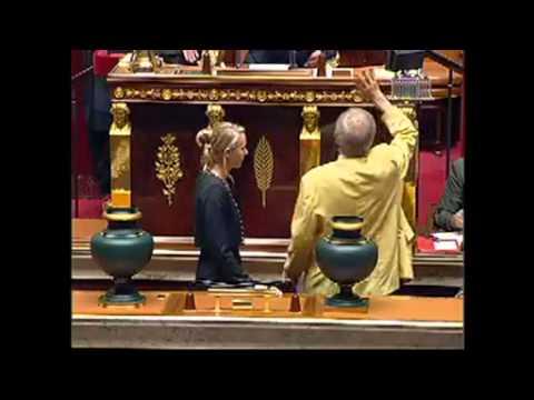 Ouverture de la XIVe législature et élection du Président de l'Assemblée nationale