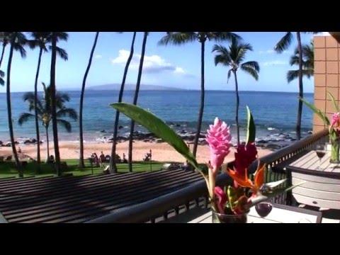 Luxurious Maui Beachfront Vacation Condo at the Mana Kai Resort on Keawakapu Beach