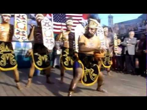 """KRI Dewa Ruci, New Orleans, LA, USA """"Indonesian Night 19 April 2012"""" - part 3"""