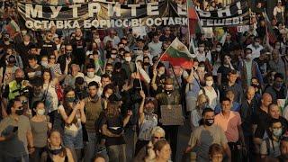 Политический кризис в Болгарии