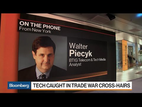 Apple Could Face Tariffs Backlash in China, BTIG's Piecyk Says