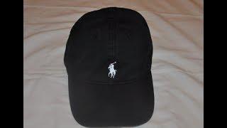 Обзор на кепку POLO Ralph Lauren