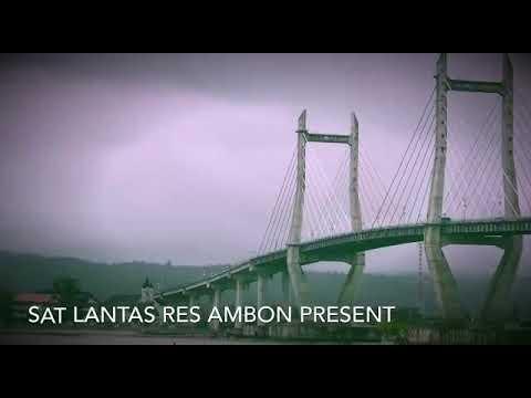 RINDU BERSATU COVER - SAT LANTAS POLRES P AMBON & PP. LEASE