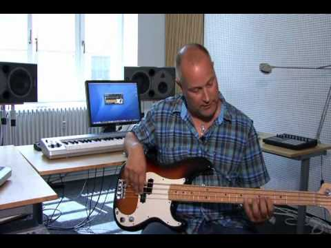 Native Instruments - Scarbee Pre Bass - Tutorial - Thomas Skarbye Interview (Part 2 of 2)