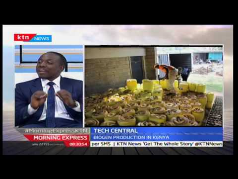 Morning Express 1st December 2016 - [Part 2] - TECH CENTRAL - Biogen Kenya