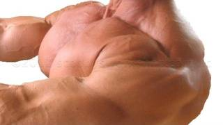Secret To Massive Pecs - Scooby sets bench press record!