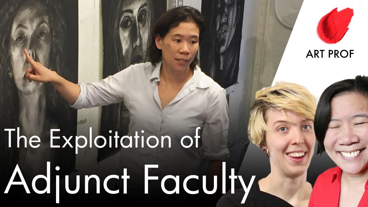 Adjunct Faculty: Academia's Dirty Secret