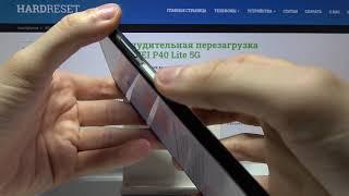 Как добавить отпечаток пальца на Huawei P40 Lite 5G? / Блокировка пальцем на Huawei