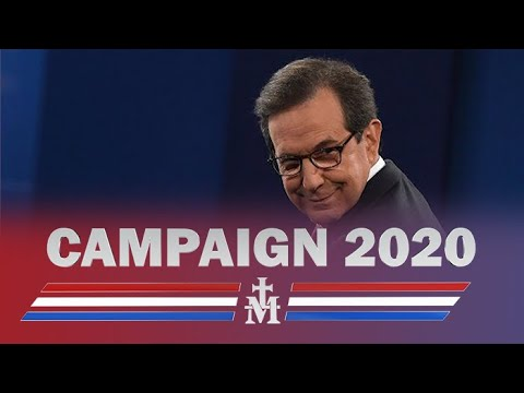 Catholic — Campaign 2020 — Is Chris Wallace Biased?