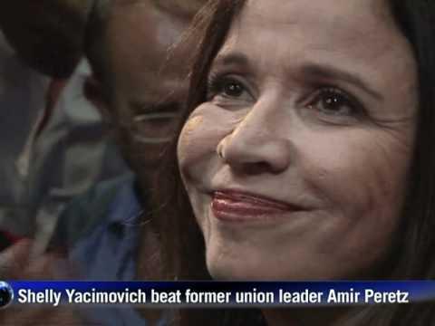 Former Journalist Elected Israel's Labour Leader