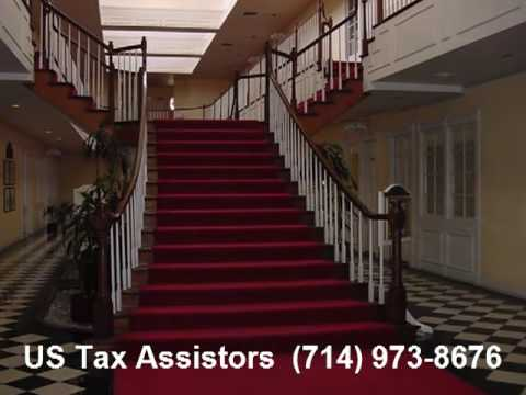 TAX PREPARATION, Income Tax Return Services, IRS Audit SANTA ANA
