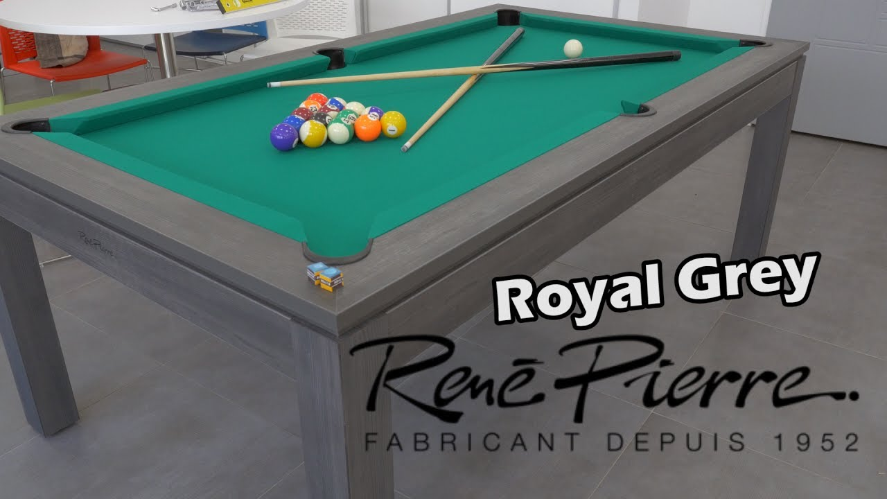 billard ren pierre royal grey d mo en fran ais hd fr. Black Bedroom Furniture Sets. Home Design Ideas