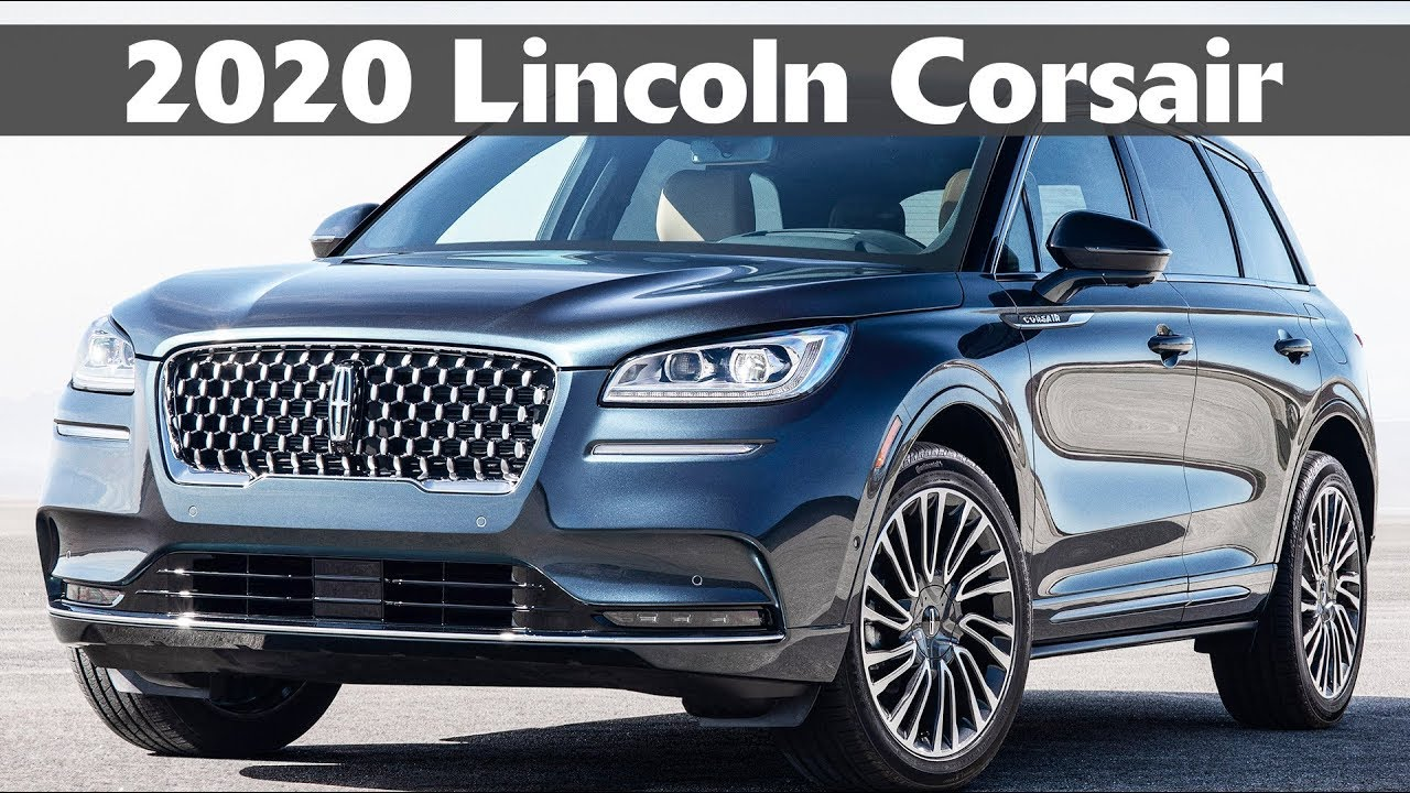 2020 Lincoln MKC Overview