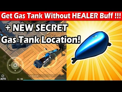 Get Gas Tank Without Healer + New Secret Gas Tank Location! Last Day On Earth