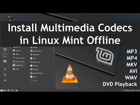 How To Install Multimedia Codecs In Linux Mint Offline