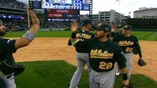 Pulse of the Postseason: Dodgers celebrate, A
