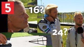 Kan du gætte Peter Falktofts længde? | 5. Gear | Kanal 5