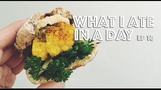 One of Lauren Toyota's most viewed videos: WHAT I ATE IN A DAY (VEGAN) EP #18