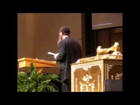 Rabbi Chaim Richman in El Shaddai, Tacoma, USA (part 2/2)