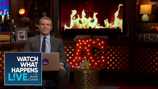 Andy Cohen Talks Age Differences In Relationships | Dear Andy | WWHL