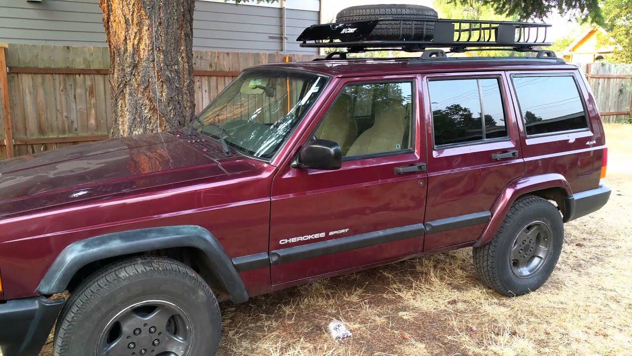 2000 jeep cherokee sport xj project youtube sciox Gallery