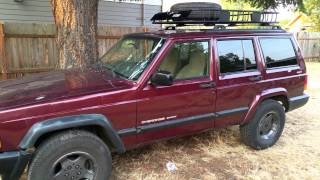 Gambar cover 2000 Jeep Cherokee Sport (XJ) Project