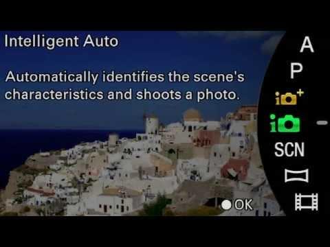 Sony's Intelligent Auto and Superior Auto Modes