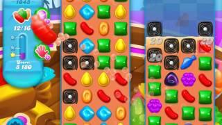 Candy Crush Soda Saga Level 1043 (nerfed)