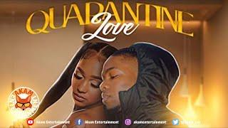 Aikando - Quarantine Love [Audio Visualizer]