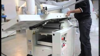 Jointer planer combination machine Minimax FS 41 Elite S - pialla filospessore