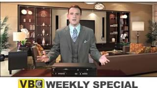 VBC Weekly Special Good Monday, September 7 through Saturday, September 12, 2015