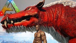 ARK: Extinction - TAMING THE BIGGEST ALPHA CREATURES EVER! (5) - Ark Survival Evolved