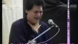 Mujrai Khalq main en aaonkhon ney kiya kiya dekha