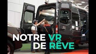 Le Salon du VR 2018 - Caravane, camping car et accessoires!