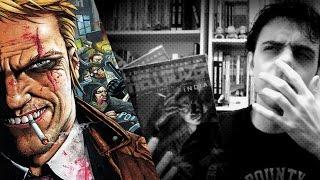 Hellblazer (Constantine) - Dores Fantasmas e Cravos Sangrentos - 2quadrinhos #60
