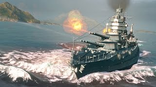 World of Warships - Bulkhead Buster