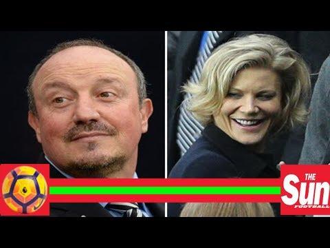 Newcastle news: multi-billionaire amanda staveley speaks with rafa benitez's reps as she mulls over