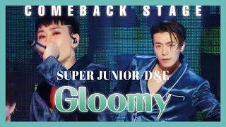[Comeback Stage] SUPER JUNIOR-D&E - Gloomy ,  슈퍼주니어-D&E - 우울해 Show Music core 20190420
