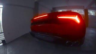 """El Alfa muestra oficialmente su """"Lamborghini Huracán 2016"""""""