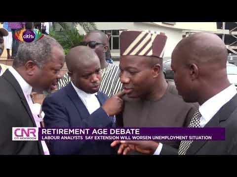 Labour analysts speak against extension of retirement age in Ghana | Citi Newsroom