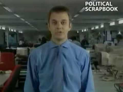 Andy Coulson in 1997