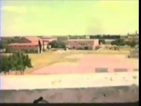 Texas Tech Jones Stadium 1962