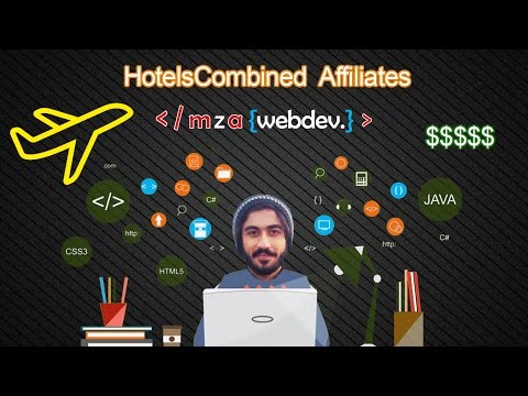 How to setup HotelsCombined Affiliate on your domain