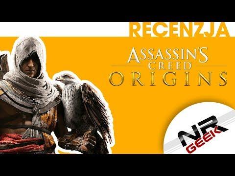 Assassin's Creed Origins - Recenzja (1 minuta) thumbnail