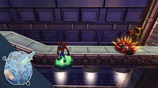 Crash Bandicoot: Warped (PS4) - Part 9: Sassy