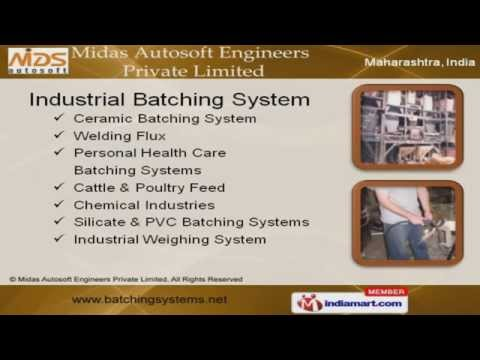 Weighing And Batching Systems By Midas Autosoft Engineers Private Limited, Pune