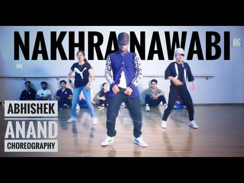 Dr Zeus - Nakhra Nawabi Official Song | Zora Randhawa | Abhishek Anand Choreography | URBAN