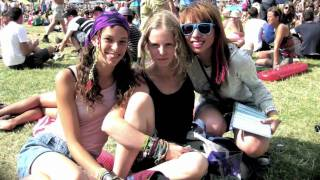 Why YOU should go to European music festivals (Rock Werchter 2009, Belgium)
